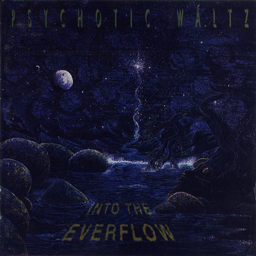 PSYCHOTIC WALTZ - Into The Everflow cover