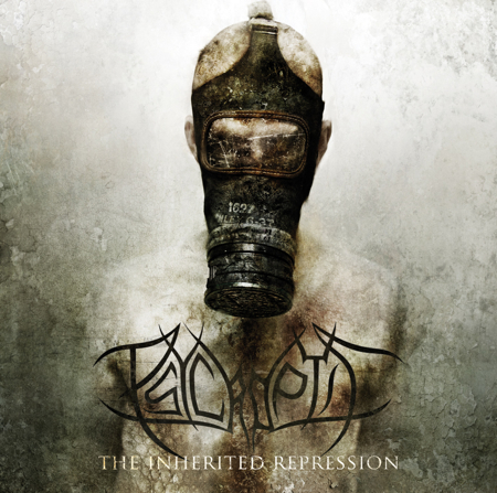 PSYCROPTIC - The Inherited Repression cover
