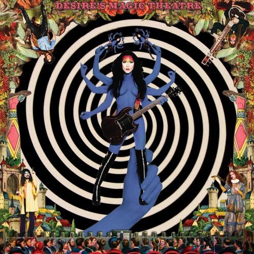 PURSON - Desire's Magic Theatre cover