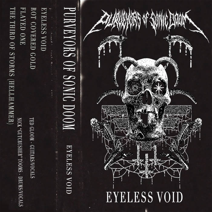 PURVEYORS OF SONIC DOOM - Eyeless Void cover
