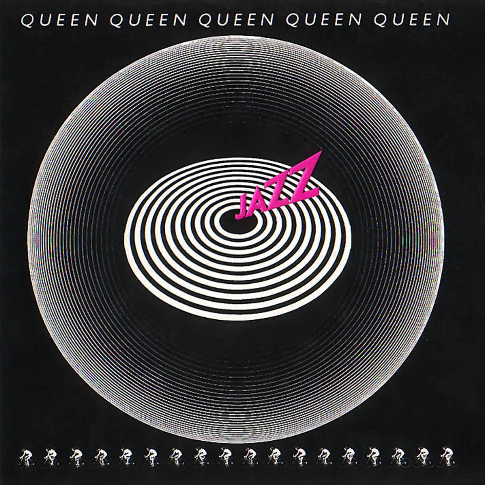 QUEEN - Jazz cover