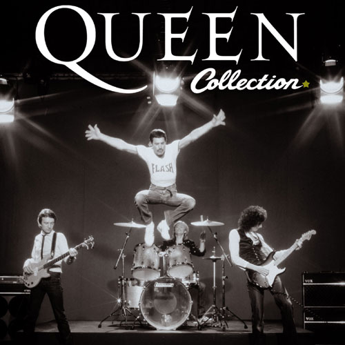 QUEEN - The Queen Collection cover 