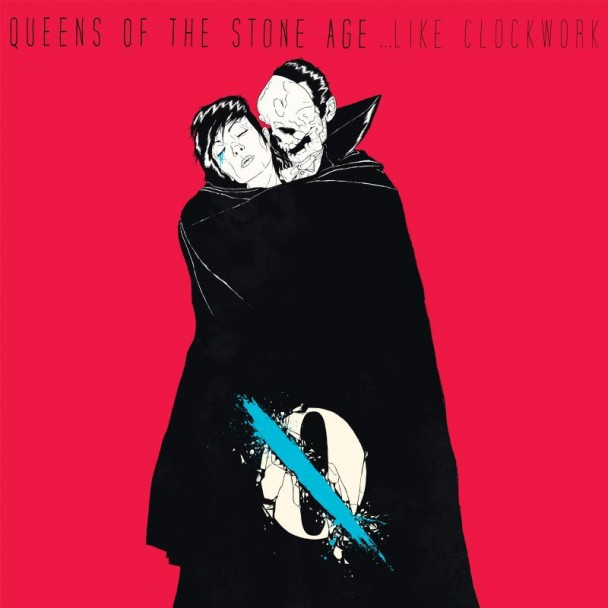 QUEENS OF THE STONE AGE - ...Like Clockwork cover