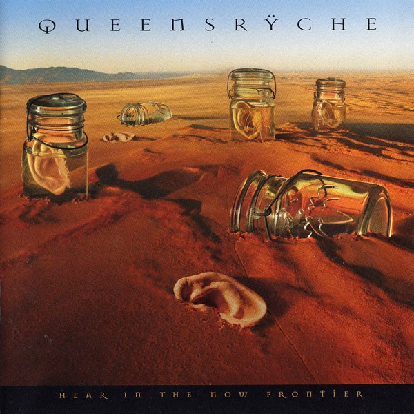 QUEENSRŸCHE - Hear In The Now Frontier cover
