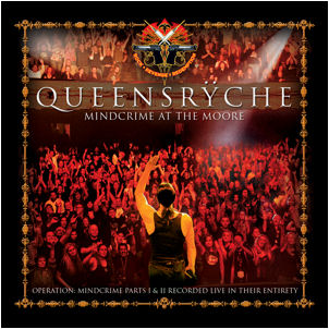 QUEENSRŸCHE - Mindcrime At The Moore cover