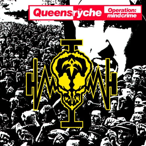 QUEENSRŸCHE - Operation: Mindcrime cover