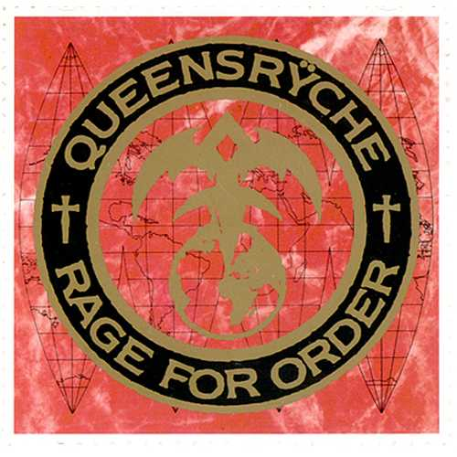 QUEENSRŸCHE - Rage For Order cover