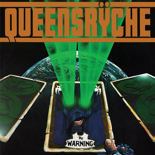 QUEENSRŸCHE - The Warning cover