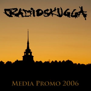 RADIOSKUGGA - Media Promo cover