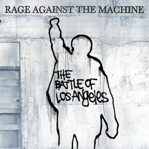 RAGE AGAINST THE MACHINE - The Battle of Los Angeles cover