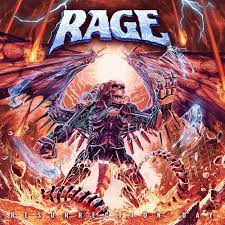 RAGE - Resurrection Day cover