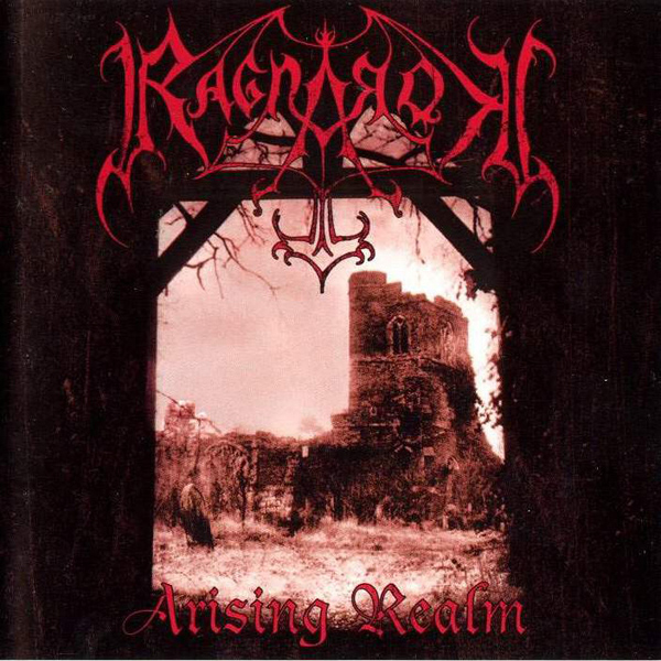 RAGNAROK - Arising Realm cover 