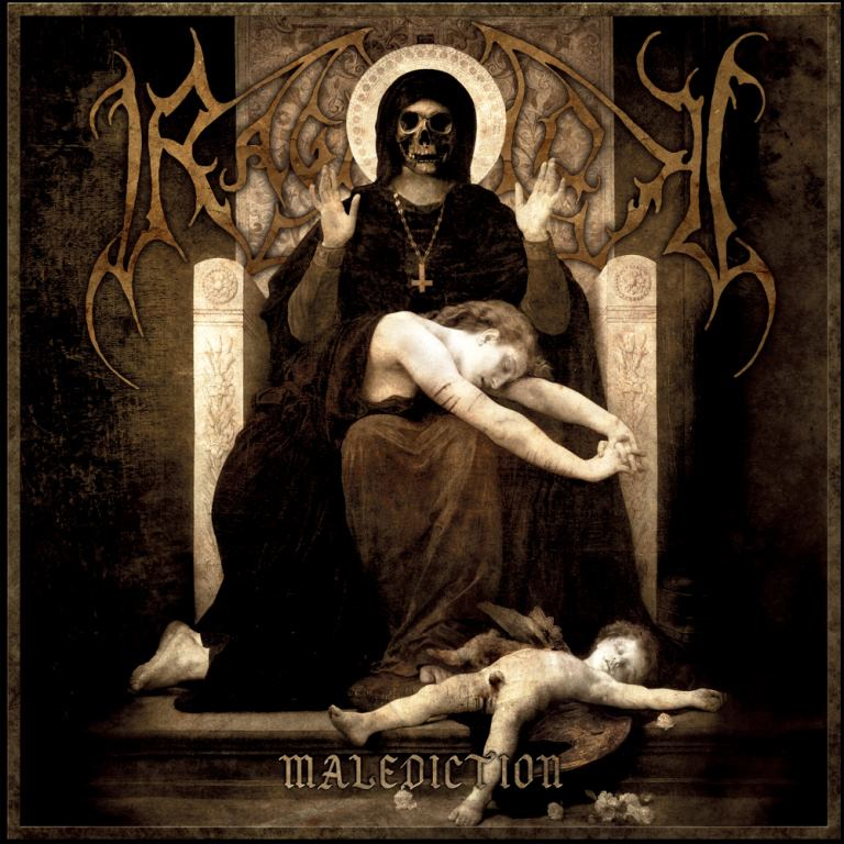 RAGNAROK - Malediction cover
