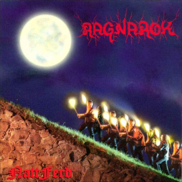 RAGNAROK - Nattferd cover