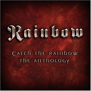 RAINBOW - Catch the Rainbow: The Anthology cover
