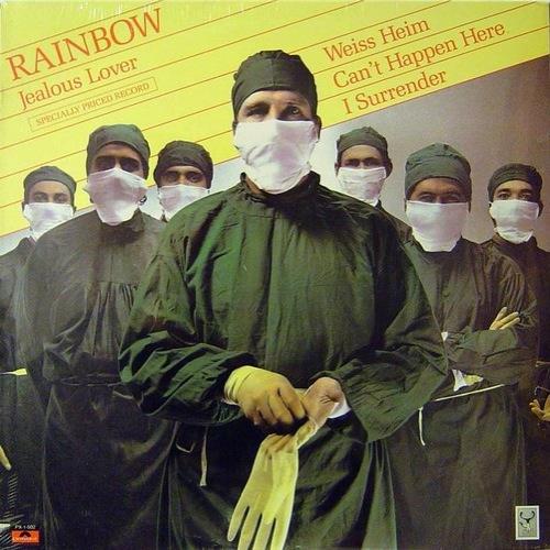 RAINBOW - Jealous Lover cover