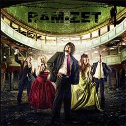 RAM-ZET - Freaks in Wonderland cover