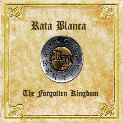 RATA BLANCA - The Forgotten Kingdom cover