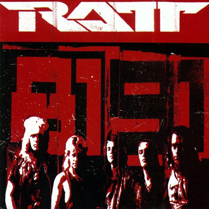 RATT - Ratt & Roll 81-91 cover