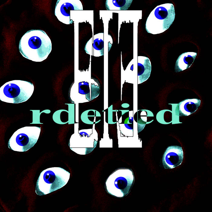 RDETIED - Everything Is Endless cover