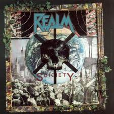 REALM - Suiciety cover