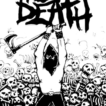RED DEATH - Demo 2014 cover