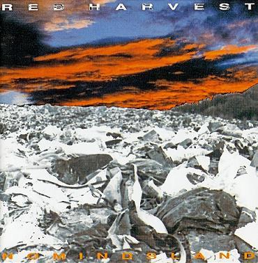 RED HARVEST - Nomindsland cover