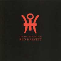 RED HARVEST - The Maztürnation cover