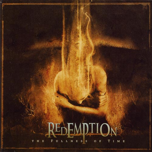 REDEMPTION - The Fullness Of Time cover