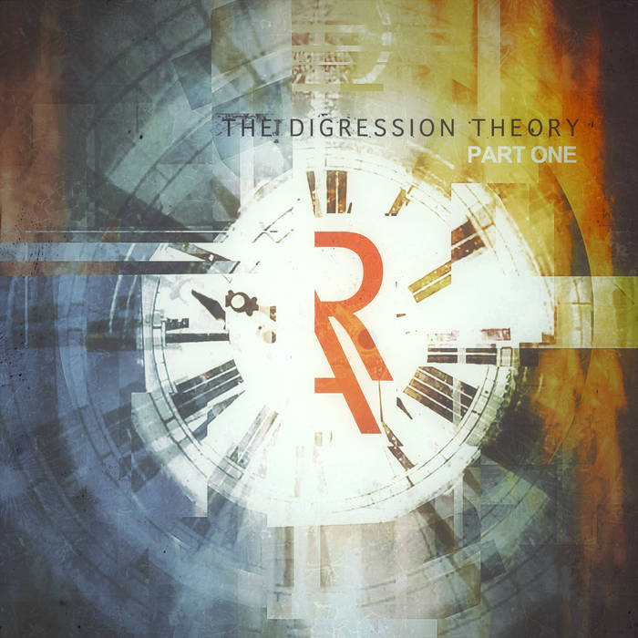 REESE ALEXANDER - The Digression Theory Pt. One cover