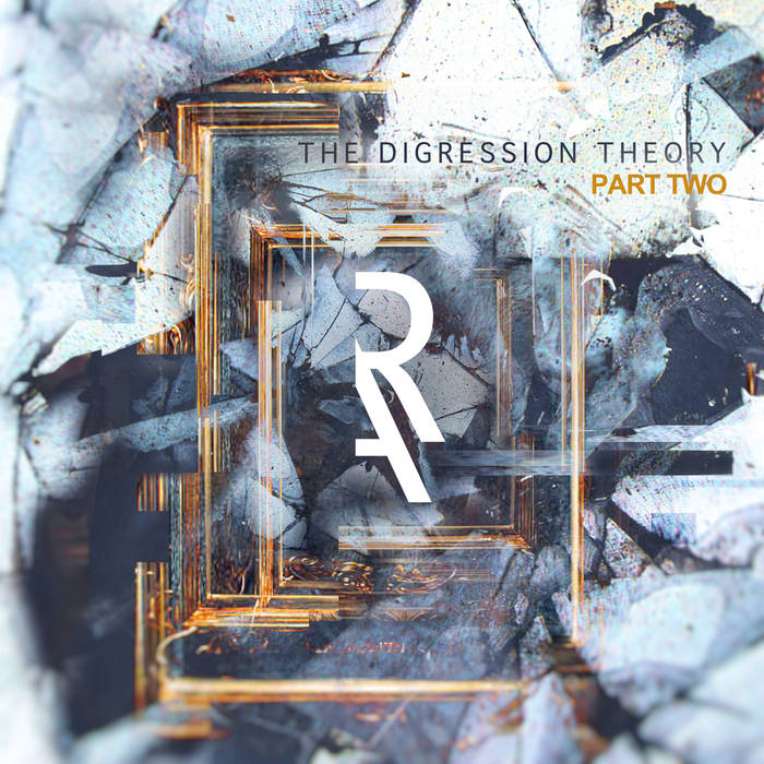 REESE ALEXANDER - The Digression Theory Pt. Two cover