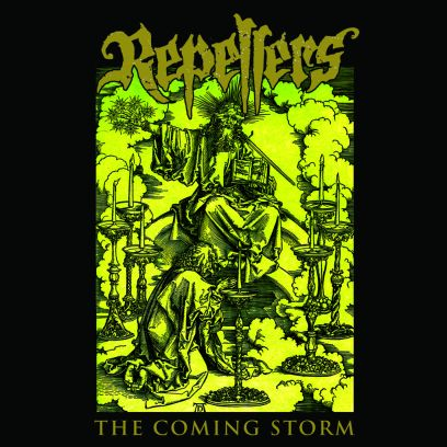 REPELLERS - The Coming Storm cover