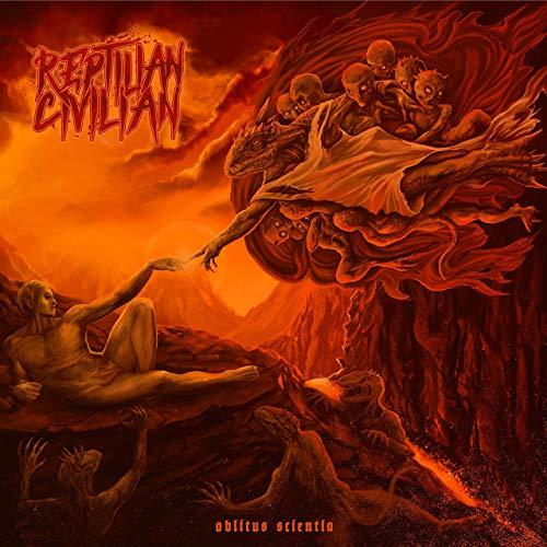 REPTILIAN CIVILIAN - Oblitus Scientia cover