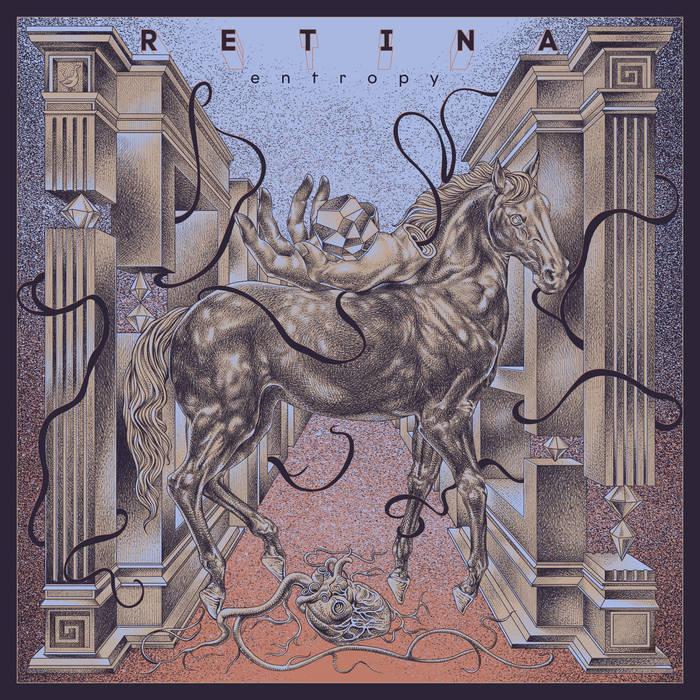 RETINA - Entropy cover