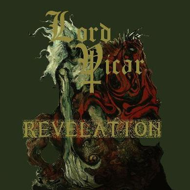REVELATION - Lord Vicar / Revelation cover 