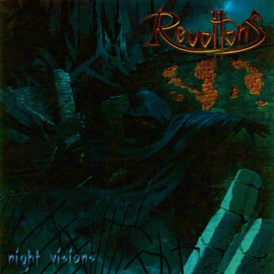 REVOLTONS - Night Visions cover