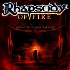 RHAPSODY OF FIRE - Aeons of Raging Darkness cover
