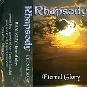 RHAPSODY OF FIRE - Eternal Glory cover