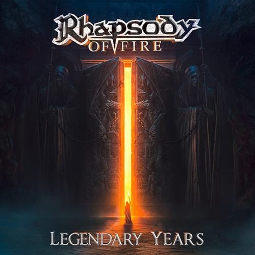 RHAPSODY OF FIRE - Legendary Years cover