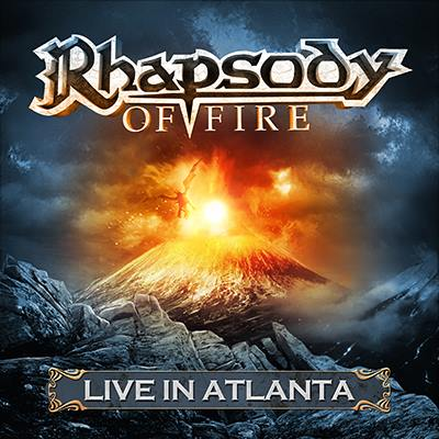 RHAPSODY OF FIRE - Live in Atlanta cover