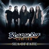 RHAPSODY OF FIRE - Sea Of Fate cover