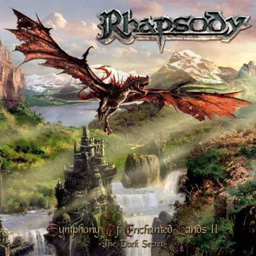 RHAPSODY OF FIRE - Symphony Of Enchanted Lands II: The Dark Secret cover