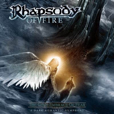 RHAPSODY OF FIRE - The Cold Embrace Of Fear cover