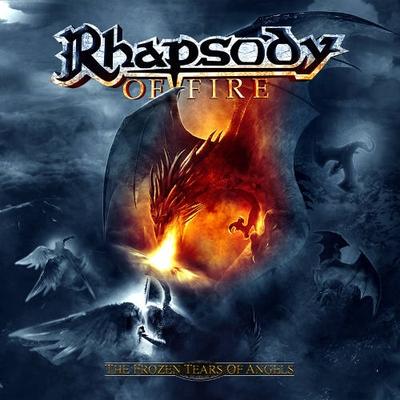 RHAPSODY OF FIRE - The Frozen Tears Of Angels cover