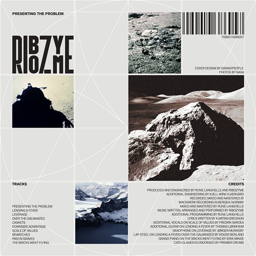 RIBOZYME - Presenting the Problem cover 