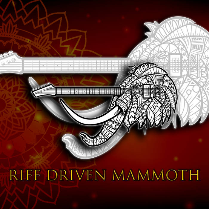 RIFF DRIVEN MAMMOTH - First Try cover