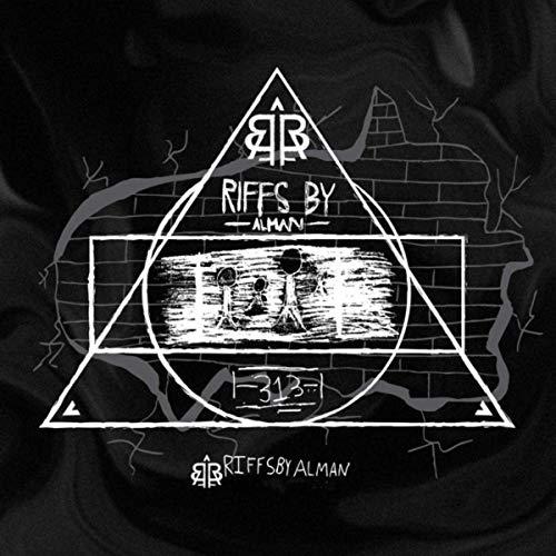 RIFFS BY ALMAN - 313 cover