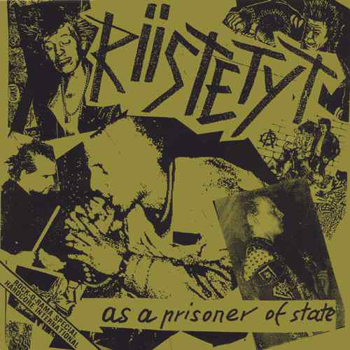 RIISTETYT - As A Prisoner Of State cover