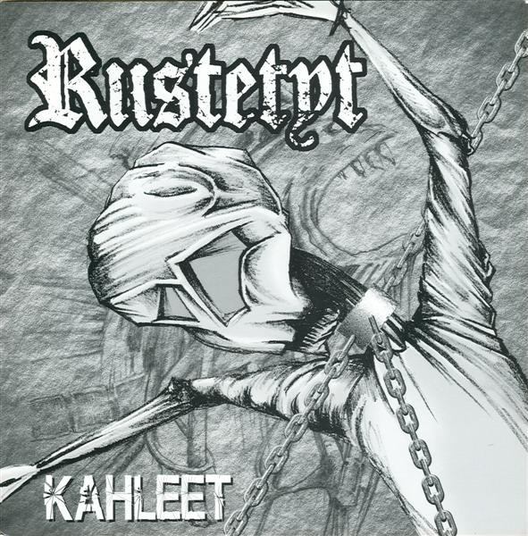 RIISTETYT - Kahleet cover