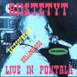 RIISTETYT - Skitsofrenia / Helldorado cover